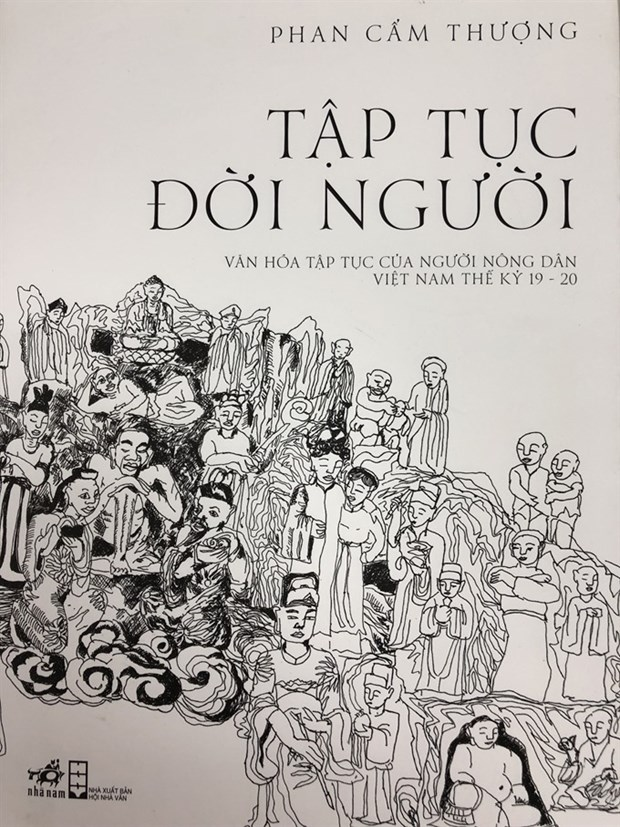 New book on traditional customs launched hinh anh 1