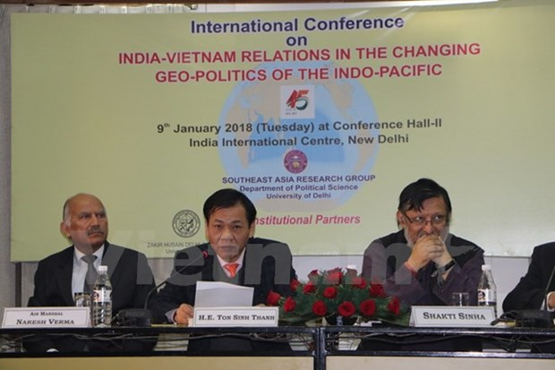 Ambassador: Vietnam-India ties increasingly important to Indo-Pacific hinh anh 1