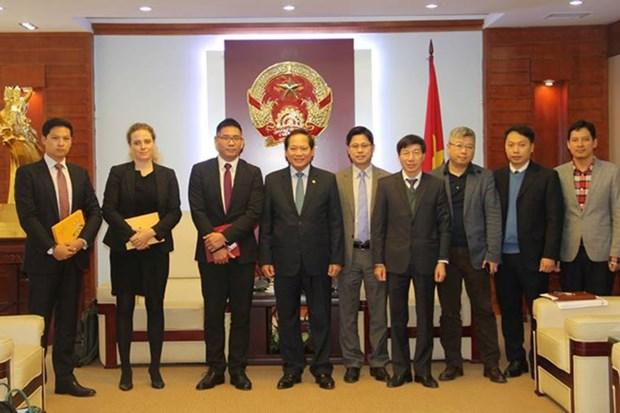 Vietnam, Facebook strengthen coordination hinh anh 1