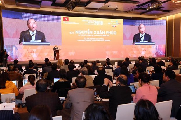 Vietnam aims for rapid and sustainable development: PM hinh anh 1
