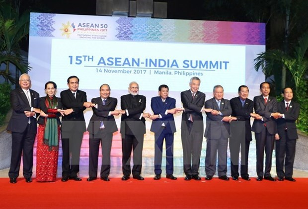 India-ASEAN Summit to focus on counter-terrorism, security, trade hinh anh 1