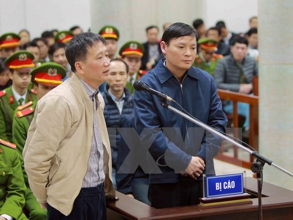 Trinh Xuan Thanh denies misappropriating assets hinh anh 1