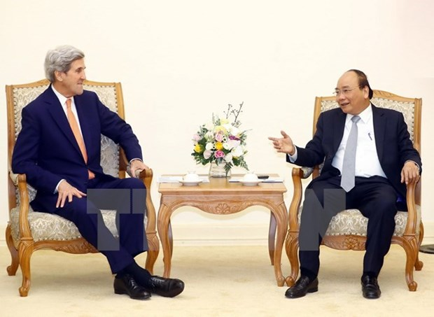 Prime Minister welcomes former US Secretary of State hinh anh 1