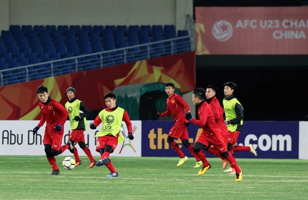 Vietnam hopes for miracle against RoK in Asian tourney opener hinh anh 1