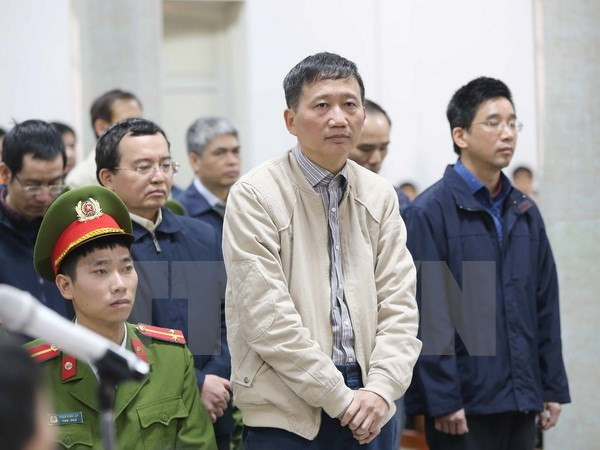 PVC trial: Life imprisonment proposed for Trinh Xuan Thanh hinh anh 1