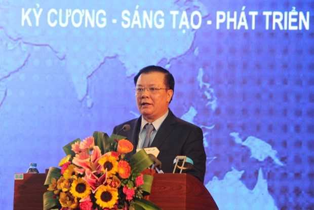 Customs sector aims to raise state budget collection in 2018 hinh anh 1