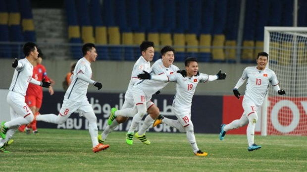 Vietnam lose to Republic of Korea at AFC event hinh anh 1