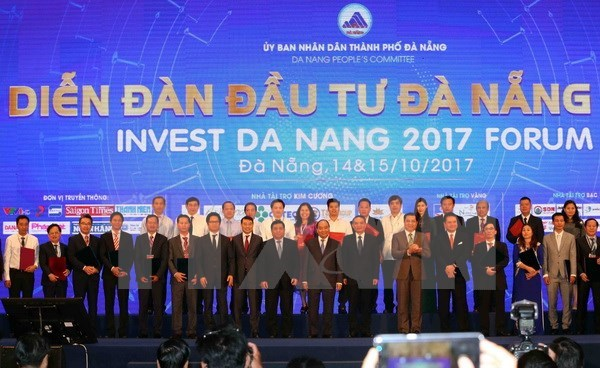 Central Da Nang city boosts investment attraction hinh anh 1