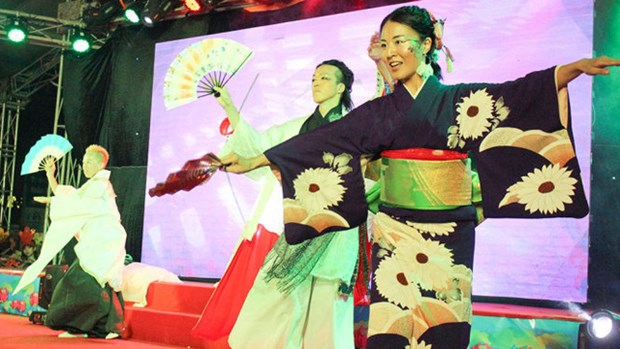 Vietnam-Japan festival 2018 to take place in HCM City hinh anh 1