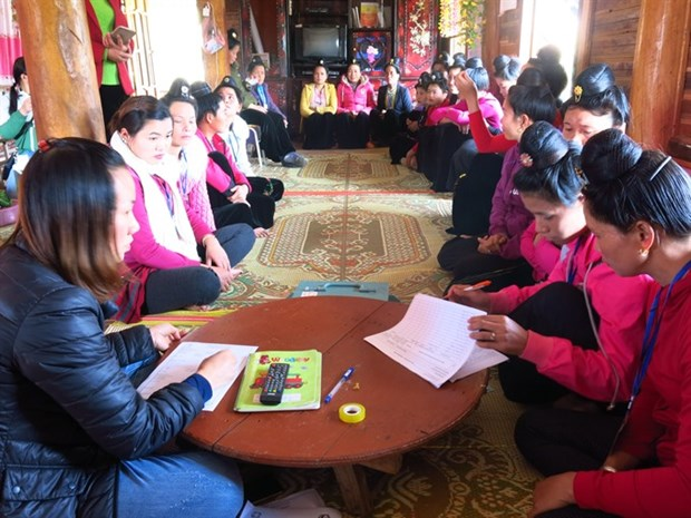 Weather project helps minority women battle climate change hinh anh 1