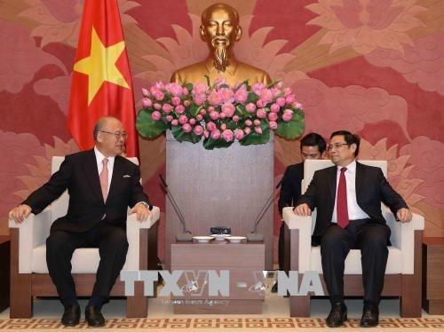 Vietnam, Japan enhance friendship exchanges hinh anh 1