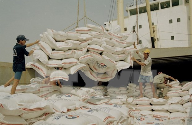 Indonesia to import rice from Vietnam to curb price hikes hinh anh 1