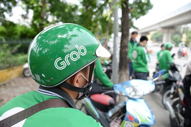 Grab explains increase in share from bike fares hinh anh 1