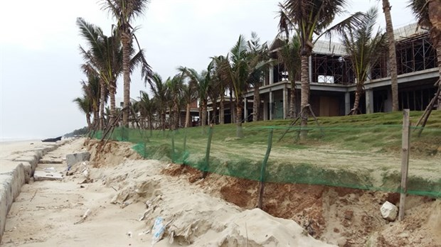 Da Nang fines beach resort developer over breach hinh anh 1