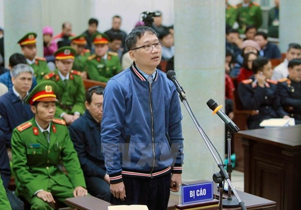 Trinh Xuan Thanh to stand trial in PVP Land asset embezzlement case hinh anh 1