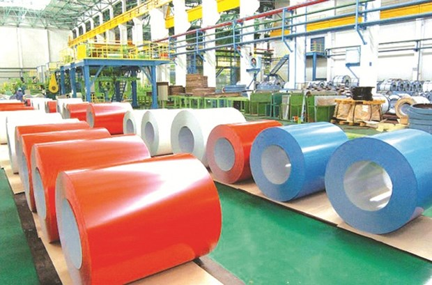 Indonesia issues anti-dumping report on Vietnam, China steel hinh anh 1