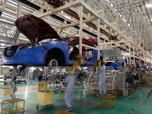 Industrial production motive for industrial growth: minister hinh anh 1