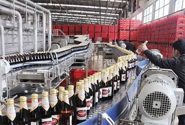 Sabeco produces 1.72 billion litres of beer in 2017 hinh anh 1