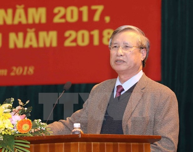 Commission urged to improve strategic forecast on foreign relations hinh anh 1