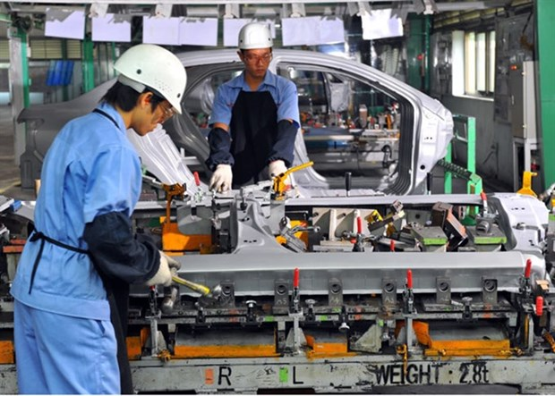 HCM City industry shows stability hinh anh 1