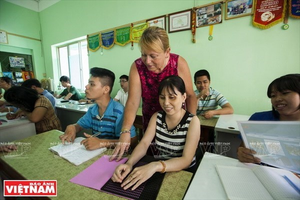 Ireland supports children with disabilities hinh anh 1