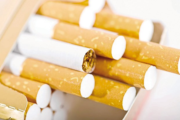 Thailand: profiting from excise levy on cigarette to be fined hinh anh 1