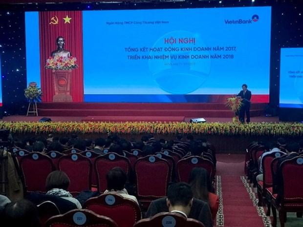 Vietinbank posts 405-million-USD pre-tax profit hinh anh 1