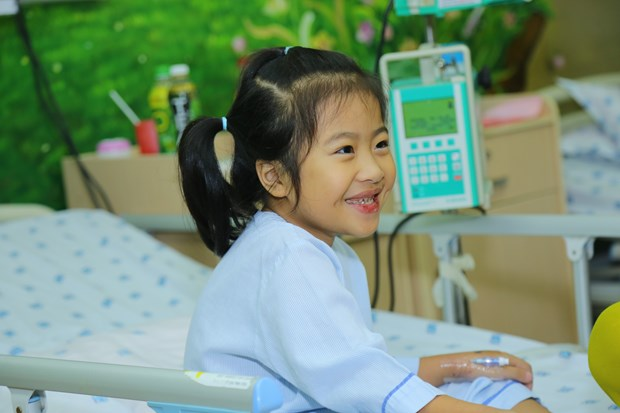 6,000 children get free heart surgery hinh anh 1