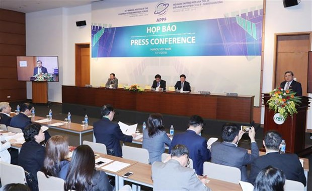 Over 350 international delegates to attend APPF-26 hinh anh 1