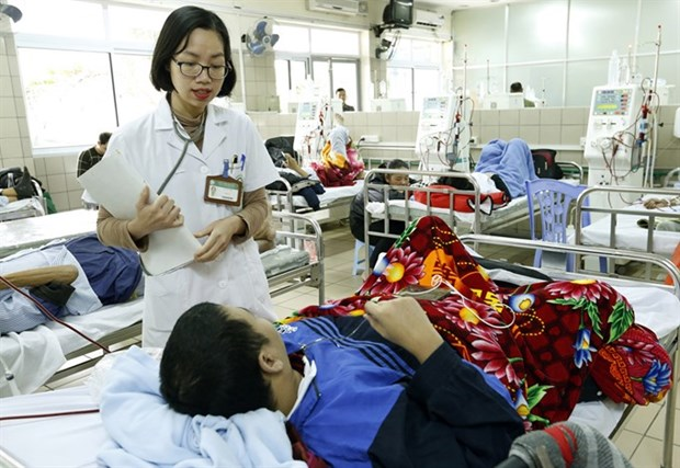 Northern hospitals brace for freezing temperatures hinh anh 1