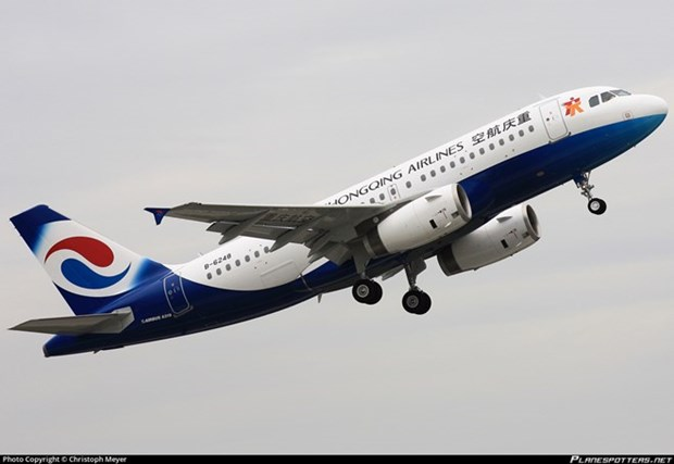 Direct flight launched between Chongqing (China) and Hanoi hinh anh 1