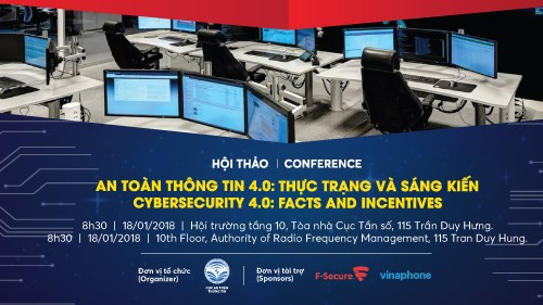 Conference to talk cybersecurity facts, incentives hinh anh 1