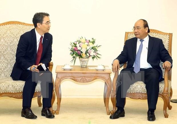 Doosan Vina urged to expand operation in Vietnam hinh anh 1
