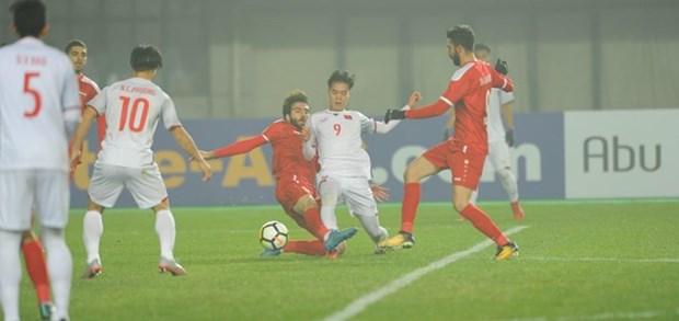 Vietnam draw Syria, entering AFC U23 Championship quarterfinals hinh anh 1