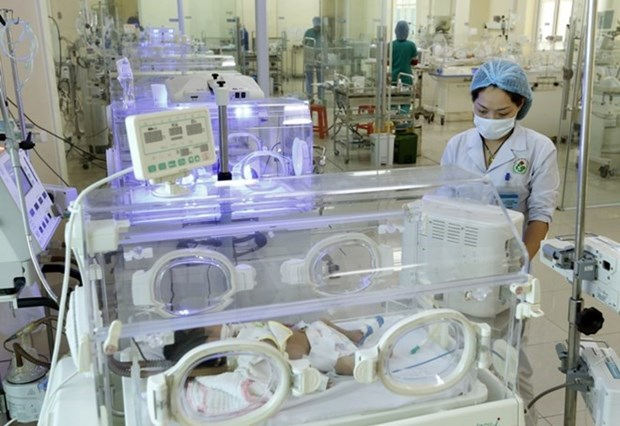 Vietnam-Germany medical research centre inaugurated in Hanoi hinh anh 1
