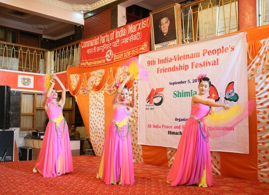 Role of people-to-people diplomacy in peace, friendship hailed hinh anh 1