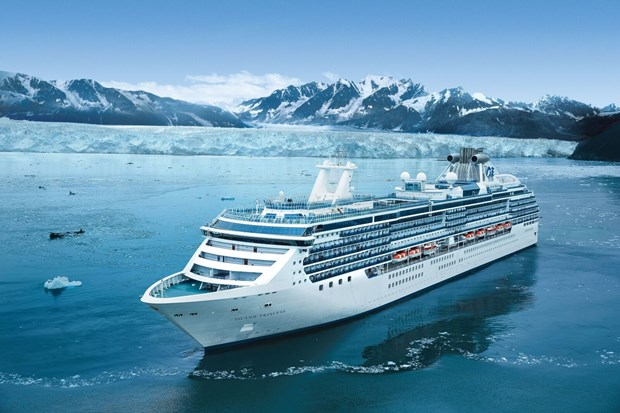 Princess Cruises increases high-class tours to Vietnam hinh anh 1