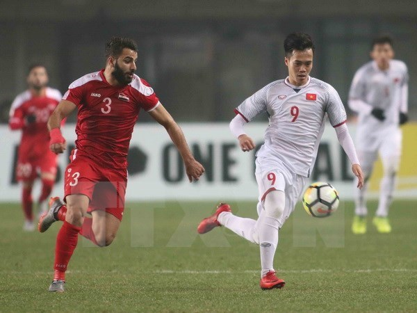 U23 Vietnam win international praise hinh anh 1