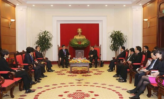 Vietnam, Japan bolster parliamentary cooperation hinh anh 1