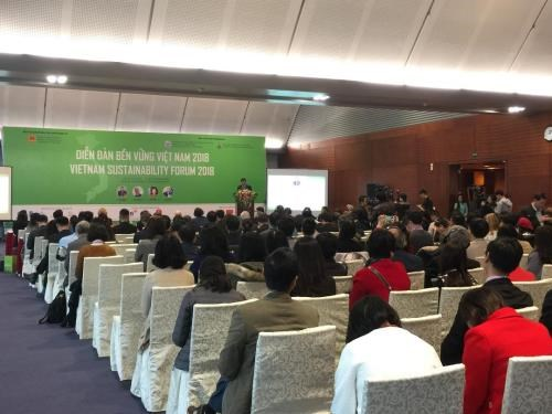 Vietnam promotes prosperous growth, sustainable environment hinh anh 1