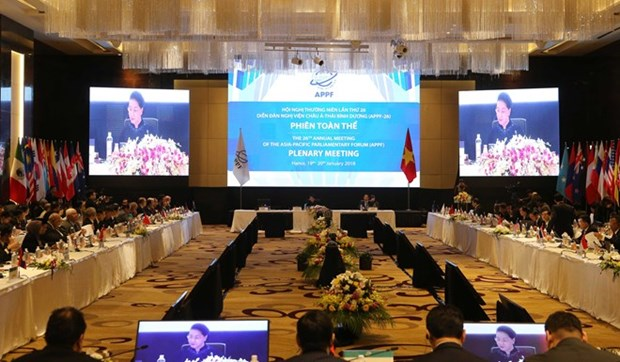 APPF-26: Vietnam's major diplomatic event in 2018 hinh anh 2