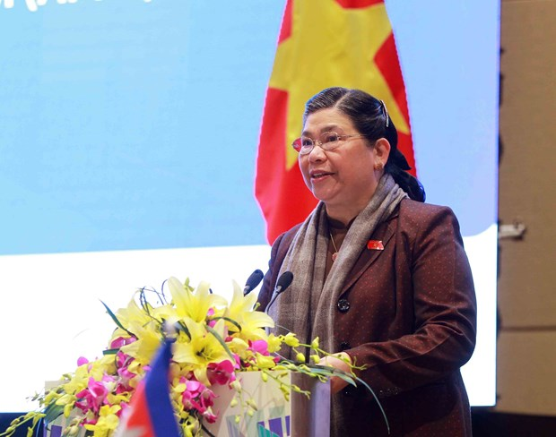 APPF-26 plenary session discusses political, security matters hinh anh 1