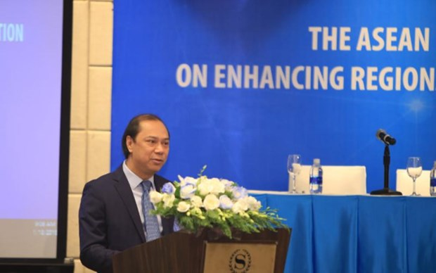 ARF workshop intensifies maritime law enforcement cooperation hinh anh 1