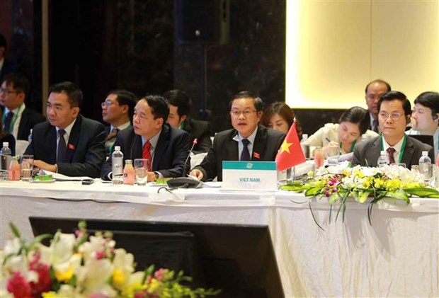 Striving for peace, security named APPF urgent task hinh anh 1