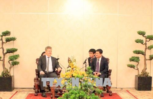 HCM City, France cooperate in anti-corruption hinh anh 1