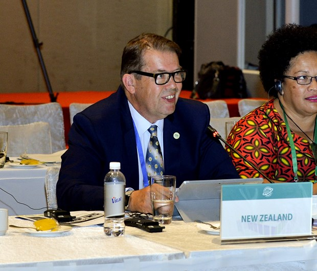New Zealand praises APPF-26 theme and contributions hinh anh 1