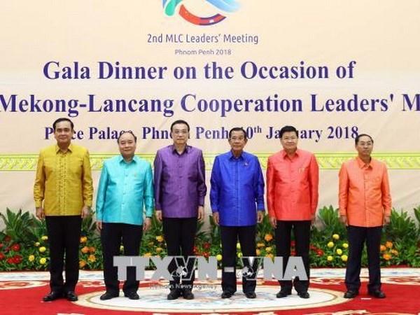 Trade increases between Lancang-Mekong countries and China's Yunnan hinh anh 1