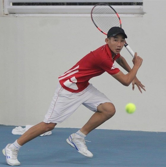 Vietnam's teenager falls in third round of Copa Del Cafe hinh anh 1