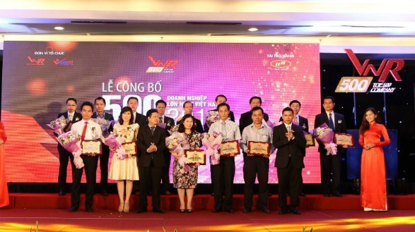 List of 500 largest Vietnamese enterprises announced hinh anh 1