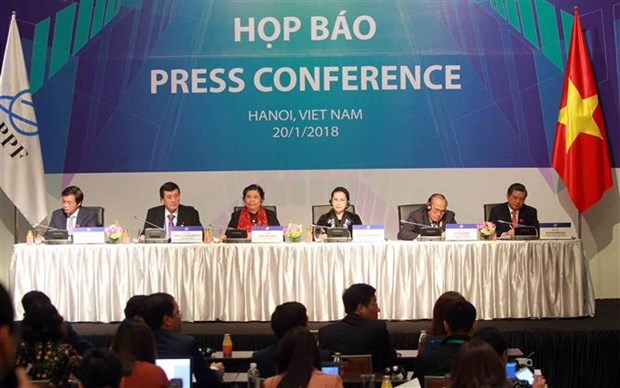 APPF-26 a great success: APPF Representative Honorary President hinh anh 1